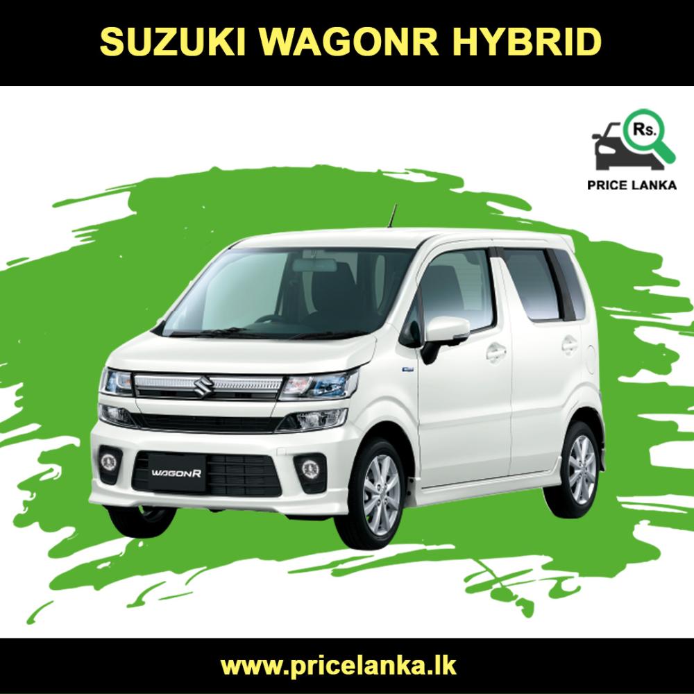 New Suzuki Wagon R Hybrid Price Starts At Lkr 3 800 000 In Sri Lanka Model Suzuki Wagonr Premium Hybrid 2019 Fuel Efficiency Wagon R Suzuki Wagon R Wagon