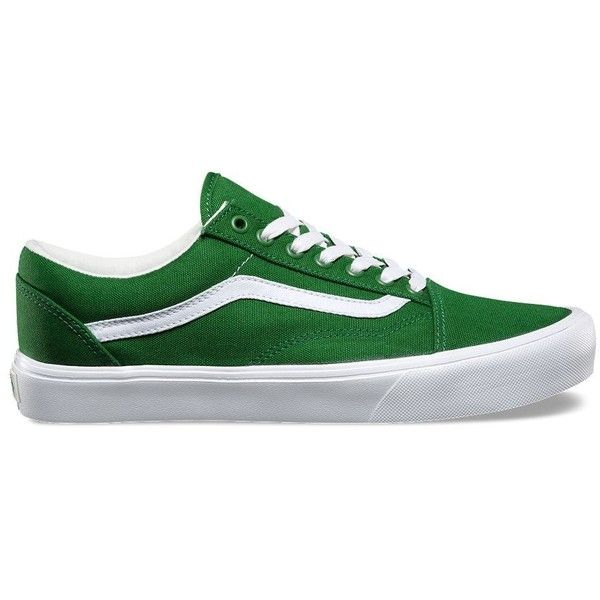 Vans Canvas Old Skool Lite ($60) ❤ liked on Polyvore featuring ...