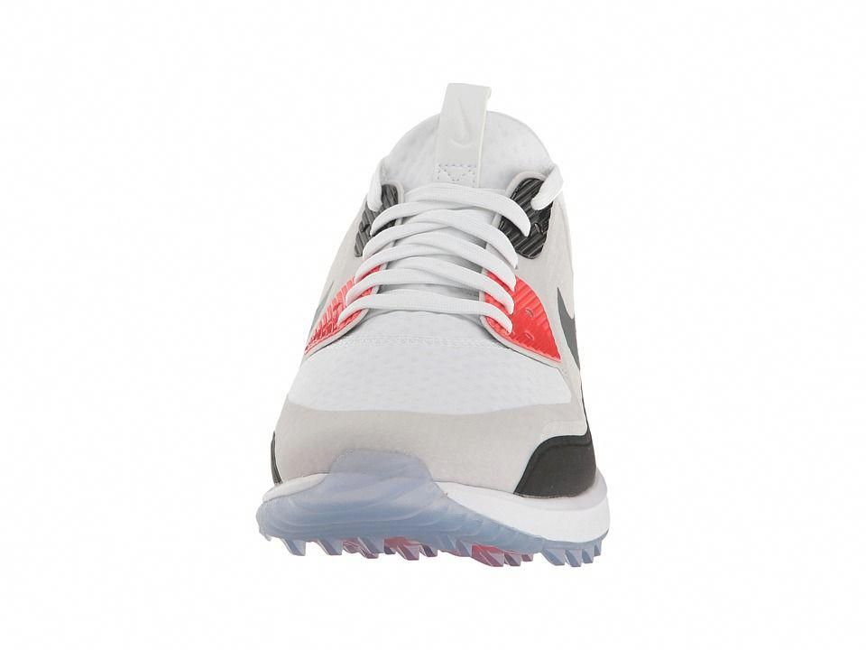 timeless design dc54a 698a9 Nike Golf Air Zoom 90 IT Men s Golf Shoes White Cool Grey Neutral Grey Black  1  mensnikegolfshoes
