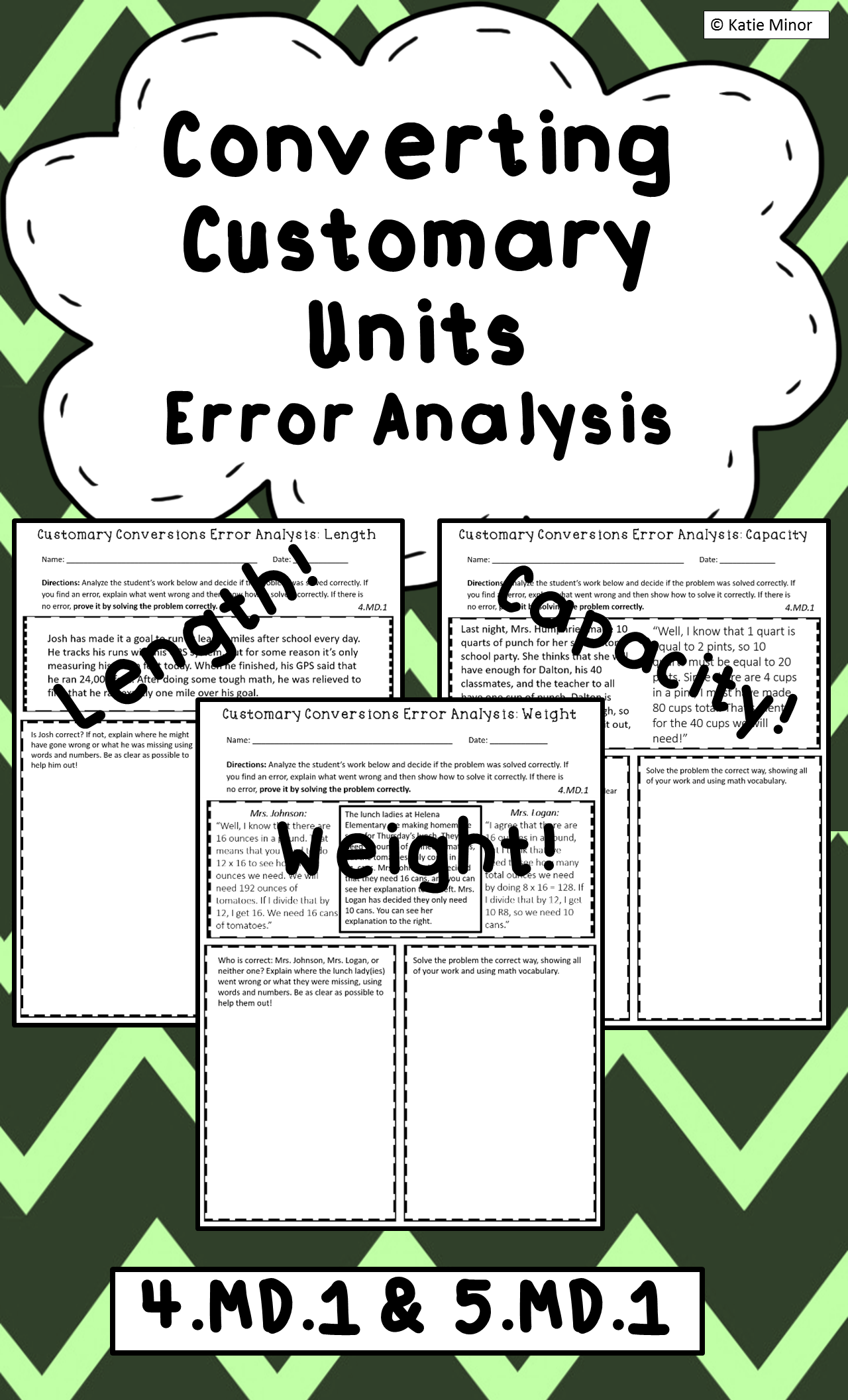 Converting Metric Units Of Measurement Errorysis 4