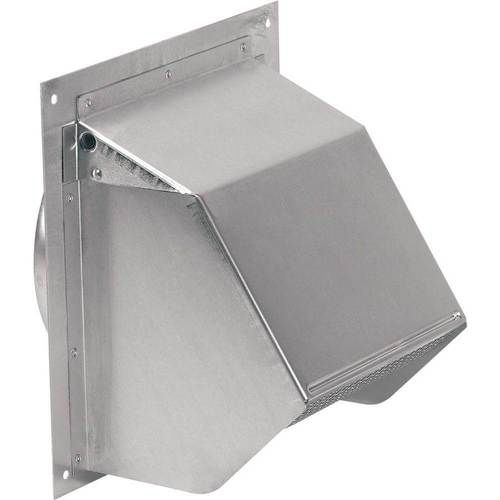 """Broan - Wall Cap for 6"""""""" Round Duct   Bathroom exhaust fan ..."""