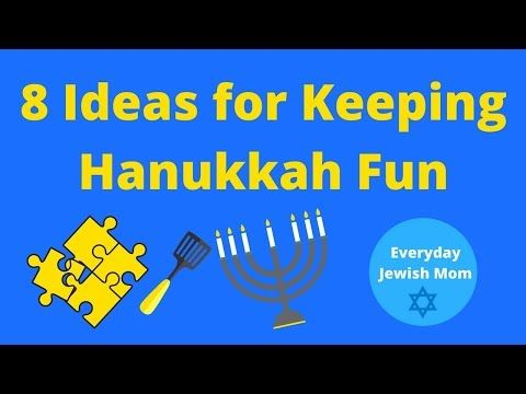 It can be hard to keep the excitement of Hanukkah going for all 8 nights. Here are ideas for celebrating with theme nights.