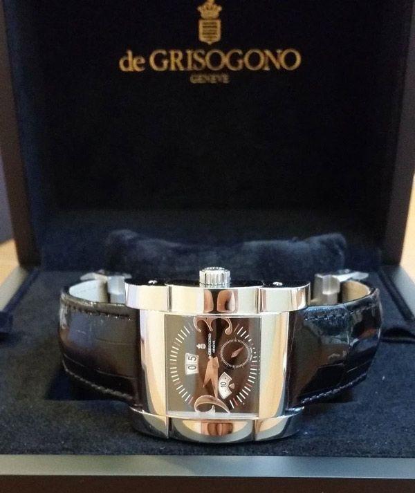 de Grisogono Novantatre N02 - http://menswomenswatches.com/de-grisogono-novantatre-n02/ COMMENT.