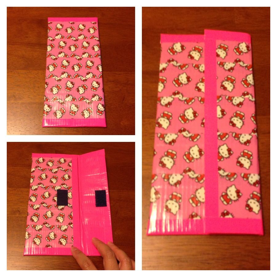 Crafts With Duct Tape For Teen Girls