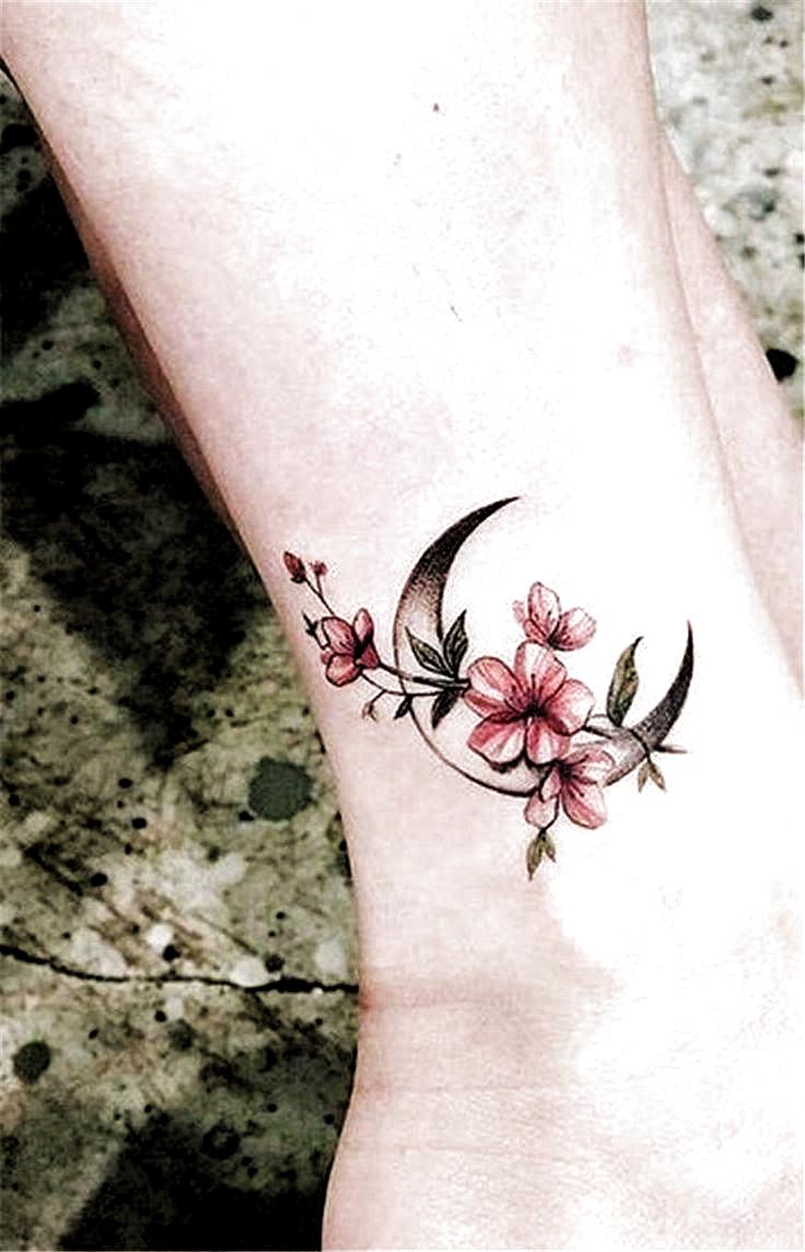 Small ankle tattoo designs | kleine knöchel tattoo designs | petites conceptions de tatouage de