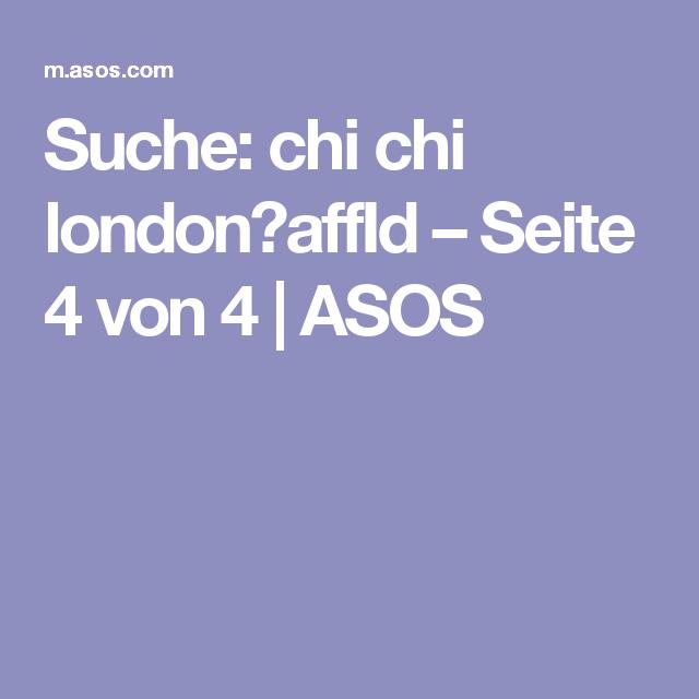 Suche: chi chi london?affId  – Seite 4 von 4    ASOS