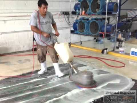 How To Clean Green Barkara Rugs Rug Cleaning Equipment Oriental Rug Cleaning Area Rug Dry Clea Deep Carpet Cleaning How To Clean Carpet Oriental Rug Cleaning