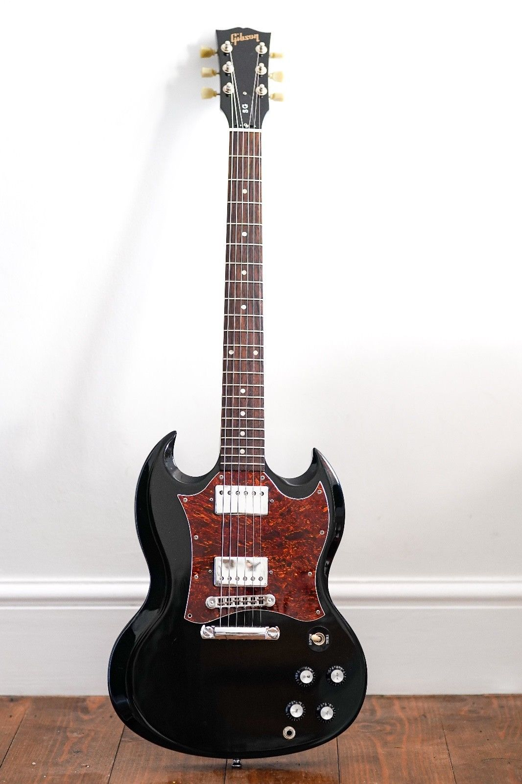small resolution of gibson sg special ebony 2008 electric guitar