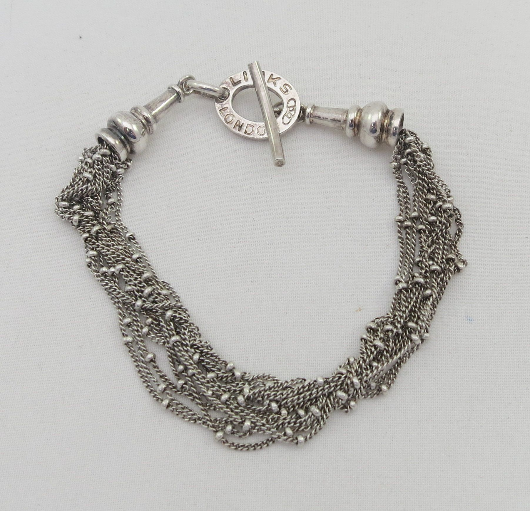 Your Place To Buy And Sell All Things Handmade Toggle Bracelet Bracelets Silver