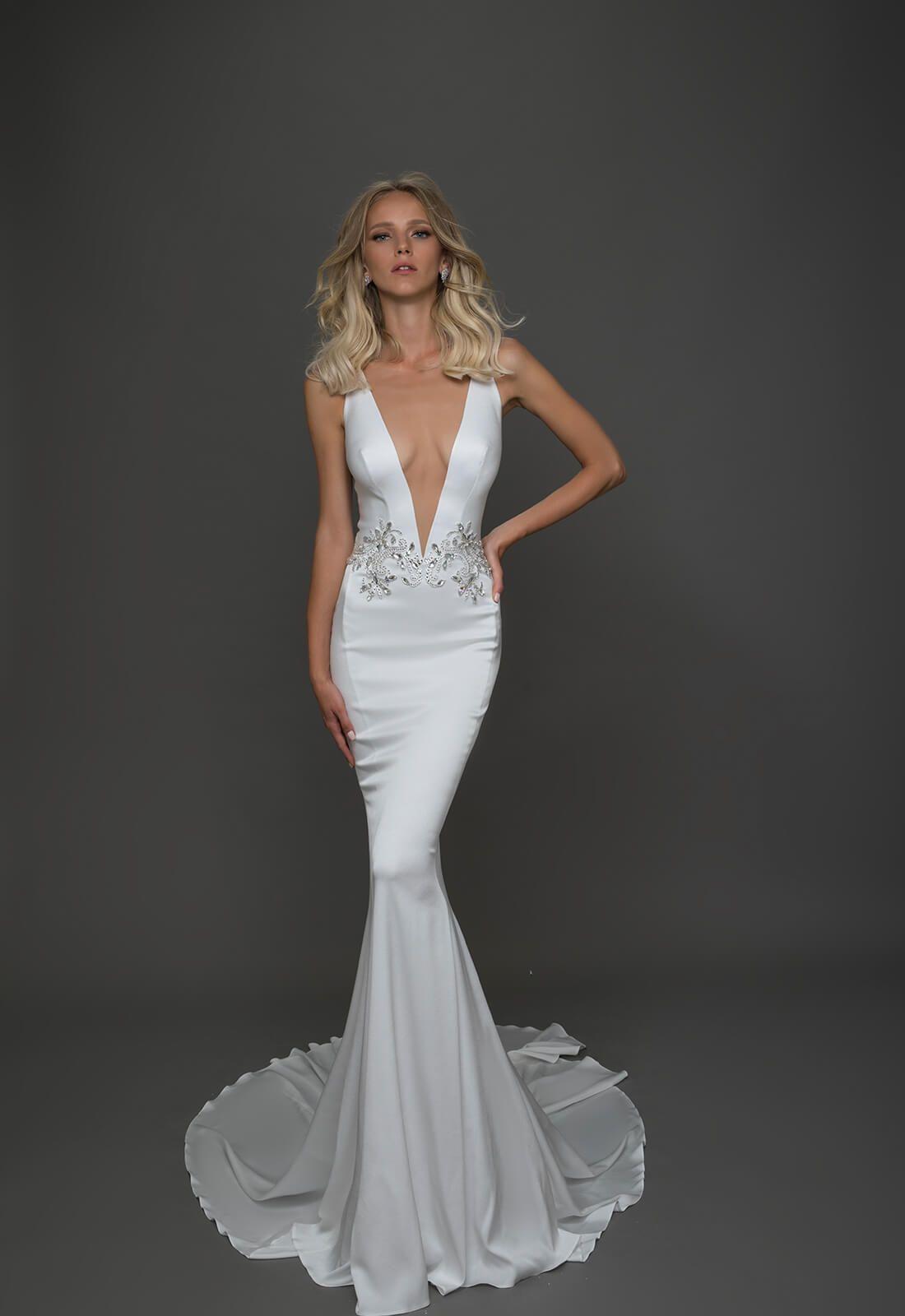 Pnina wedding dress  Style no   wedding  Pinterest  Pnina tornai Wedding dress