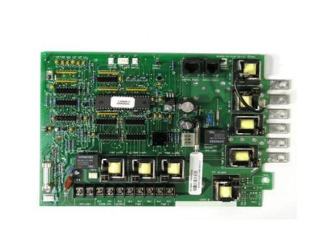 Balboa 50859 Cal Spa Hot Tub Circuit Board Chip C4000r1c Spa Hot Tubs Circuit Board Hot Tub
