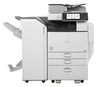 Ricoh Announces A3 Monochrome And Color Mfps Featuring Some Old