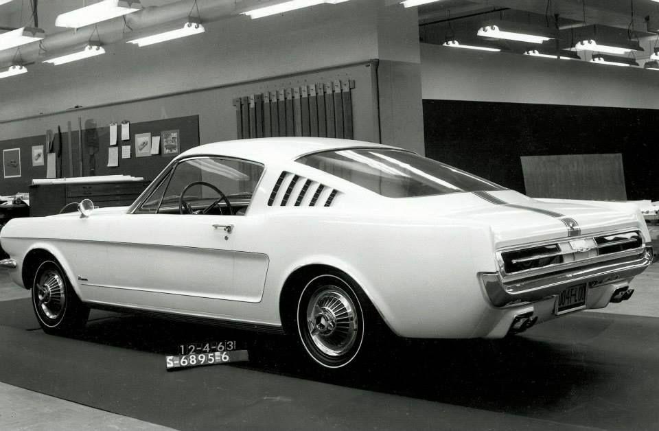 1966 Mustang Prototype