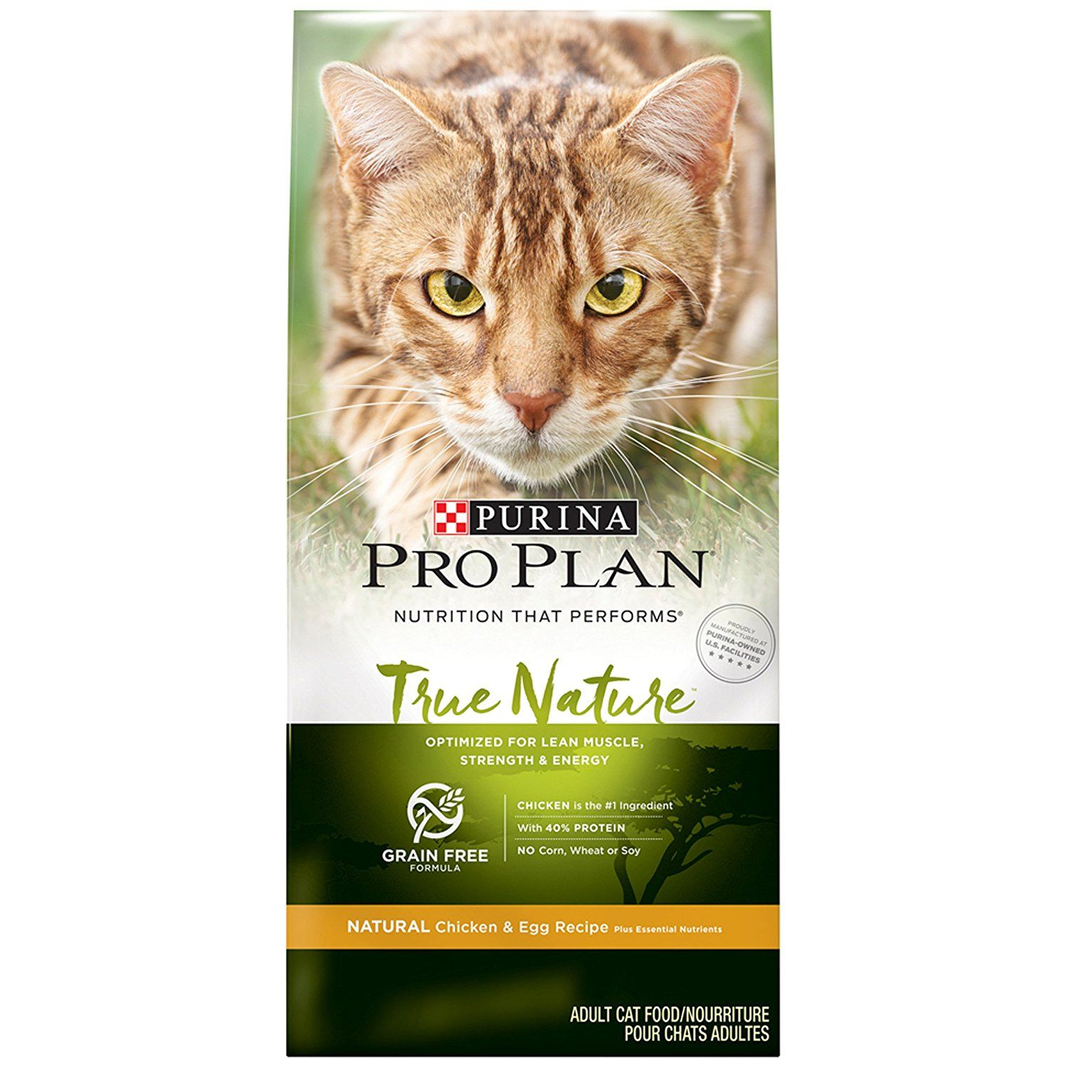 Purina Pro Plan True Nature Natural Grain Free Formulas Dry Cat Food Tried It Love It Click The Image Cat Purina Pro Plan Dry Cat Food Natural Chicken