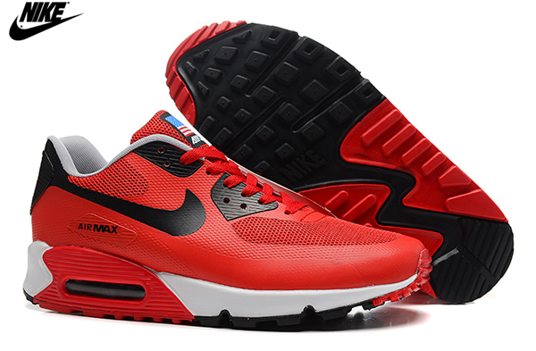 huge discount d451c ab04d Womens Nike Air Max 90 American Flag Independence Training Shoes Red Black  454446-013,Nike-Air Max 90 Shoes Sale Online