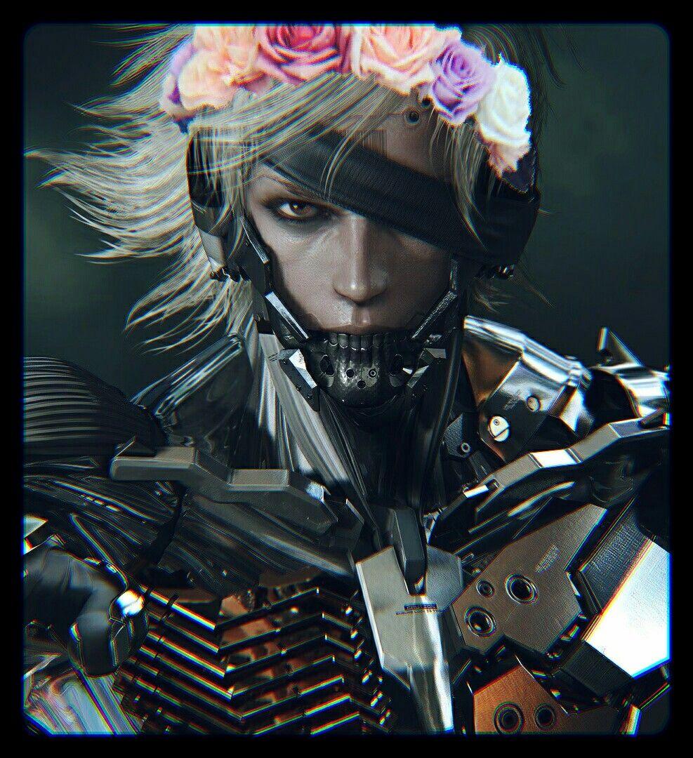 Raiden Metal Gear Rising : Revengeance ☇// #mgs