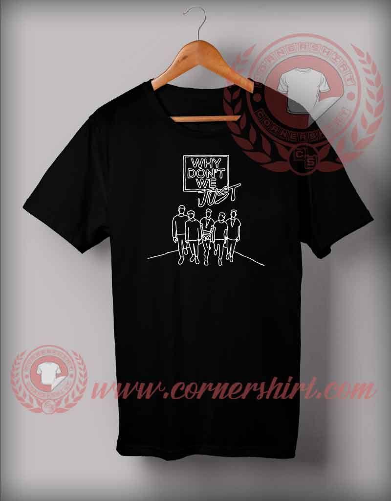 1d0d2652f99b8e Why Don t We T shirt   Price   12.00    sweatshirt