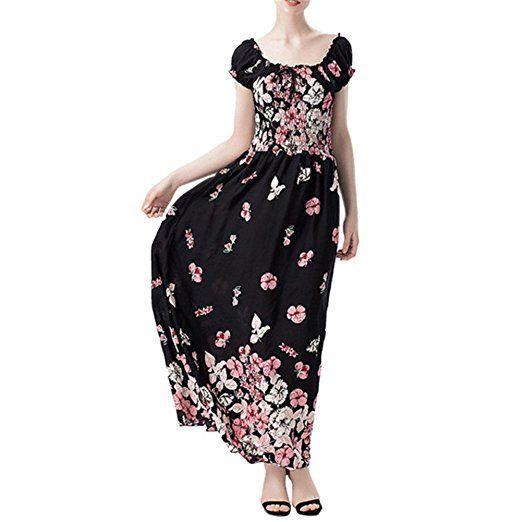 Vintage kleid wadenlang