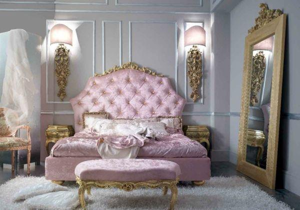 schlafzimmer barock barock möbel barock spiegel | wohnideen, Schlafzimmer ideen