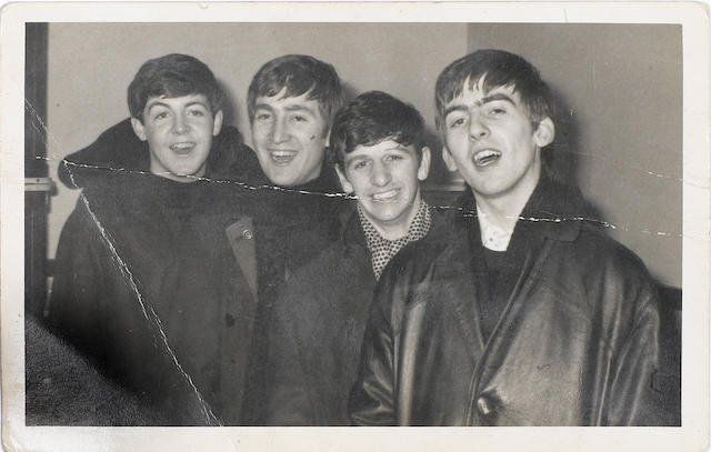 #onthisday 18 January,1963: Concert Beatles: Floral Hall Ballroom. #thebeatles #beatles