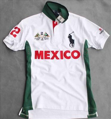 ralph lauren mexico polo shirt  9ff659289d53d