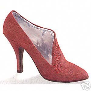 JUST THE RIGHT SHOE Pastiche Retired 2001 JTRS 25048 Miniature Collecitble