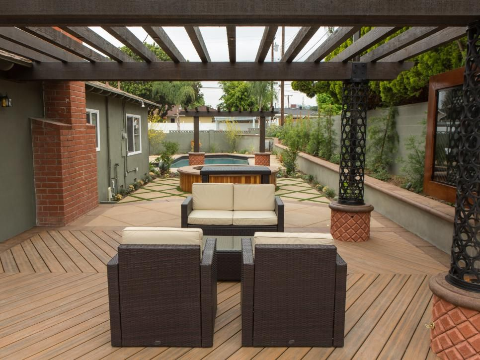 See the amazing backyard transformations featured on 'Flip or Flop Selling…