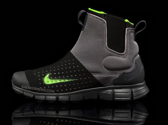 reputable site 533e6 aac5a nike htm2 run boot tz white release information