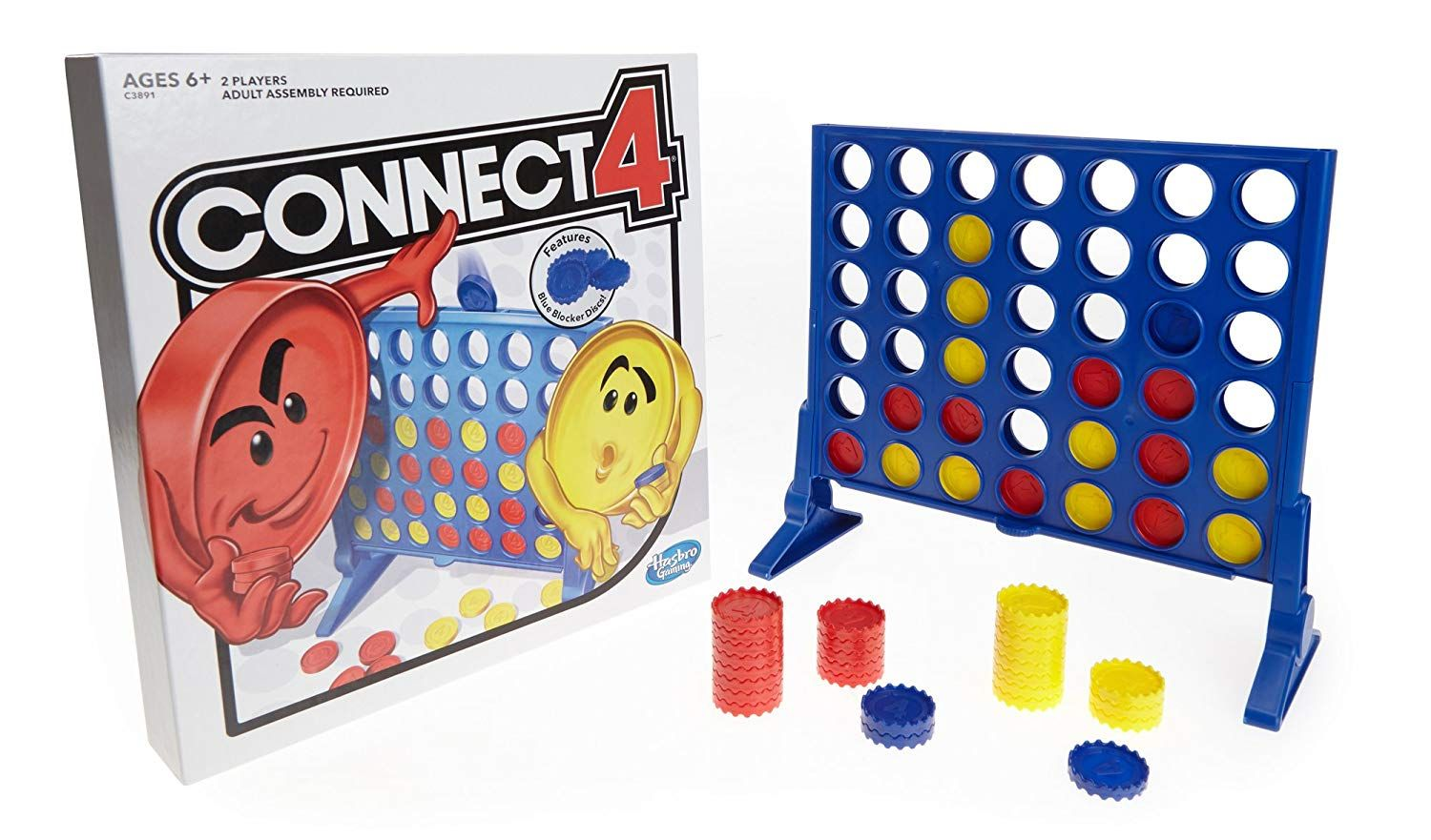 Connect 4 Game (Amazon Exclusive) *** You could discover