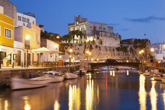 Puerto de Mahón-  Menorca - Spain