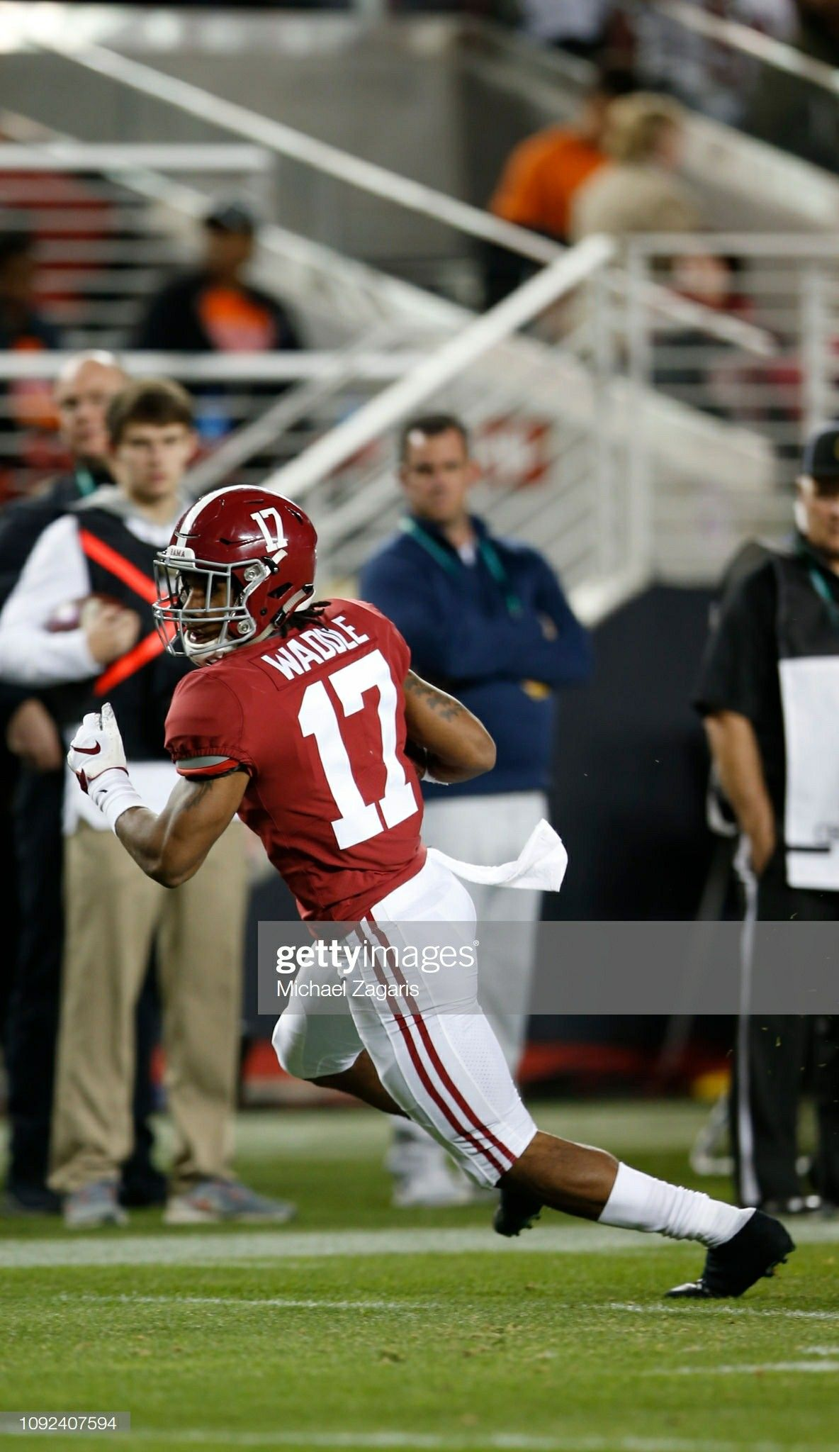 Jaylen Waddle Alabama Alabama Crimson Tide Crimson Tide Football Alabama Crimson Tide Football