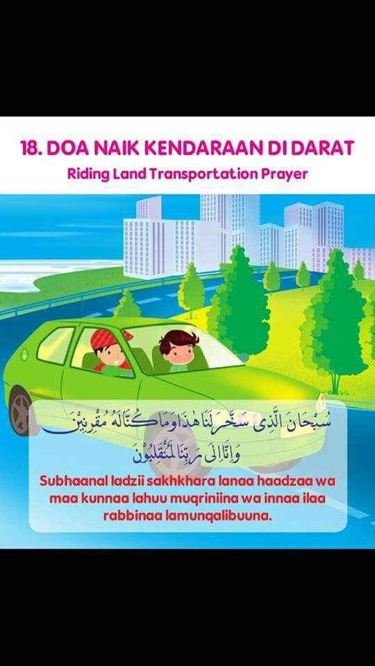 Adab Naik Kendaraan : kendaraan, Kenderaan, Darat, Kendaraan,, Kutipan, Agama