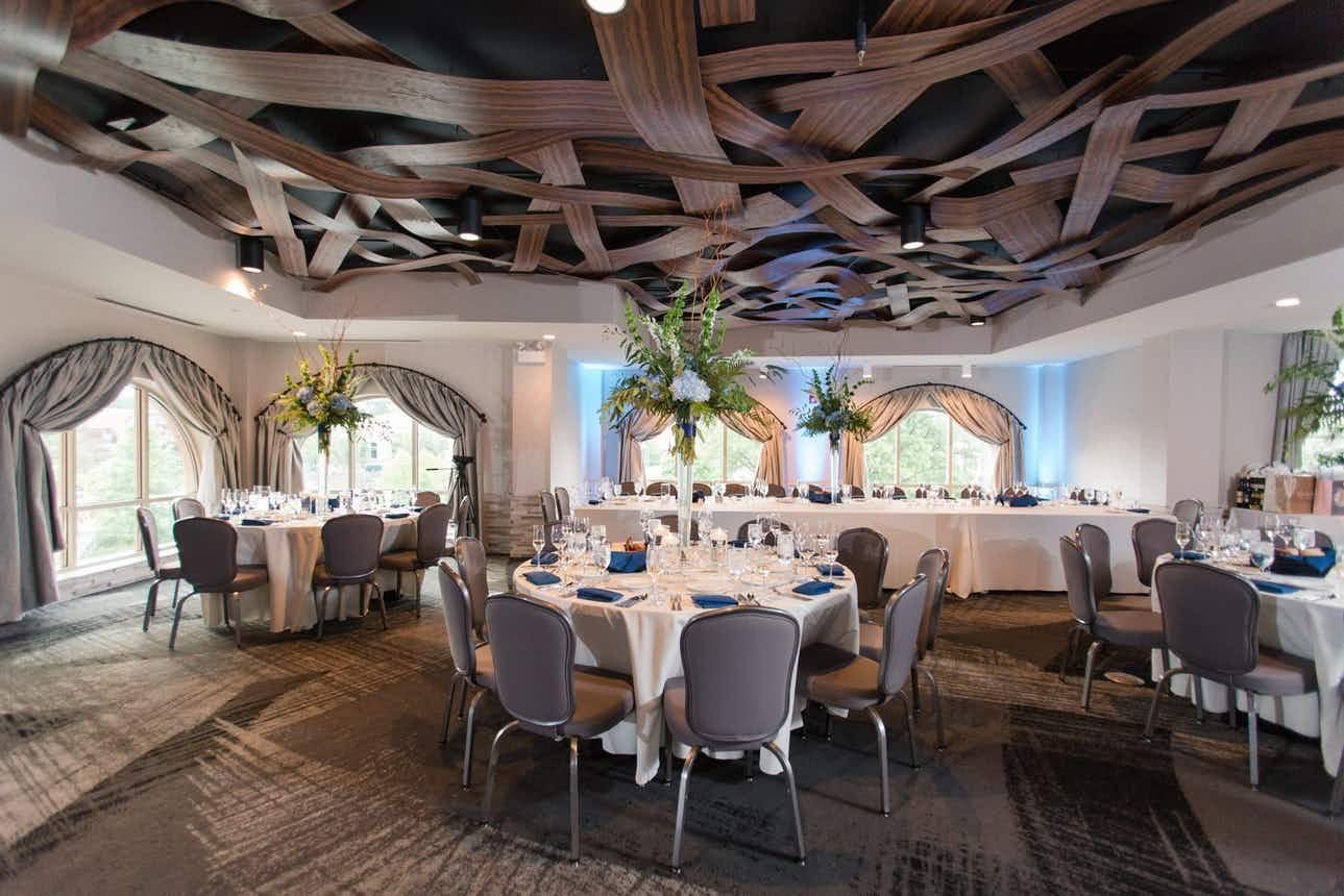 Elements at Water Street West Chicago Suburbs Wedding