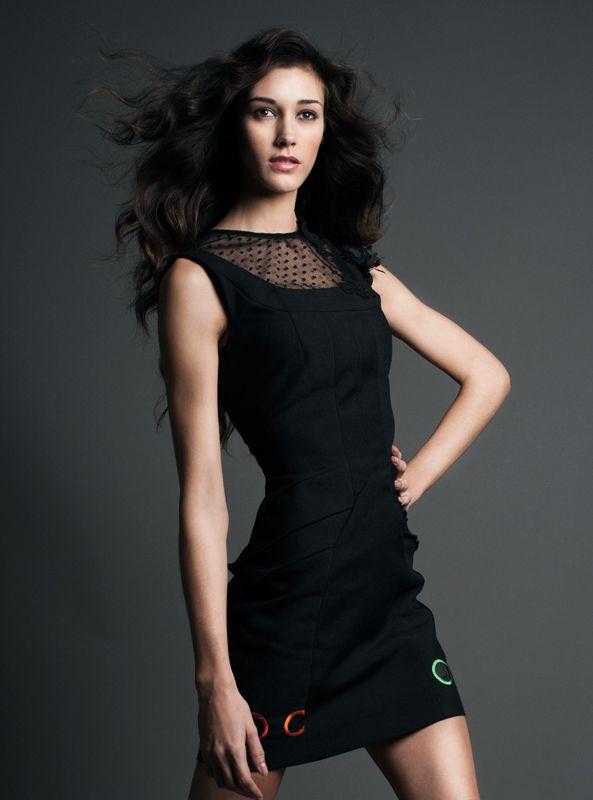 fotografía /// David Montero & modelo /// Ariadna Vélez & estilismo /// Chesan