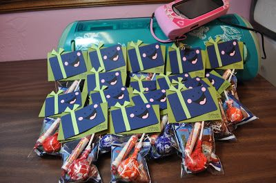 Birthday Goo Bags For My 4 Year Old