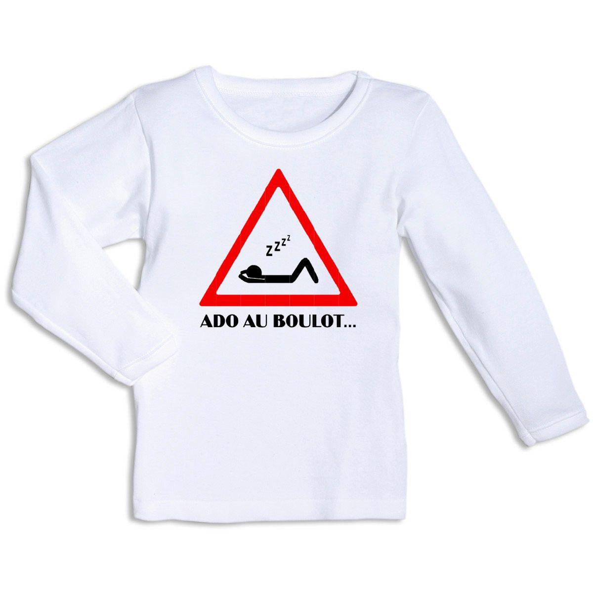 206302d80 T-shirt manches longues