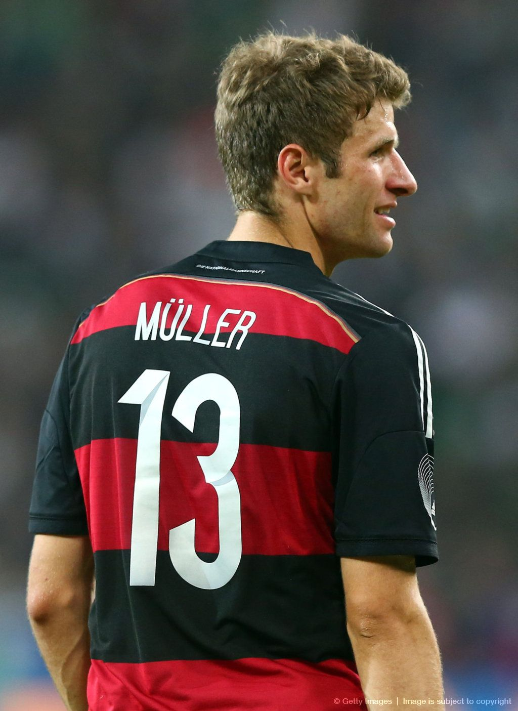 Full name: Thomas Müller Date of birth: 13 September 1989 (age 24) Place of  birth: Weilhe… | Germany national football team, Soccer players haircuts, Thomas  muller