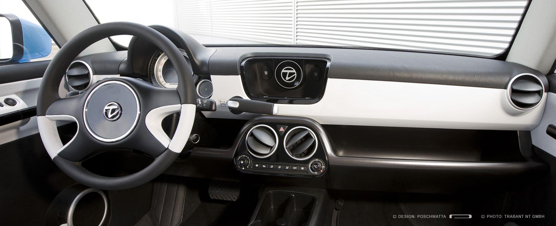 Trabant nT - Poschwatta automotive