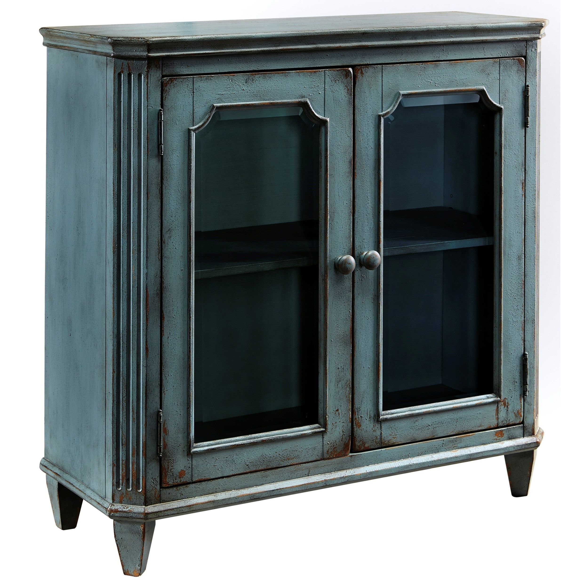 Mirimyn Door Accent Cabinet By Signature Design By Ashley Hand