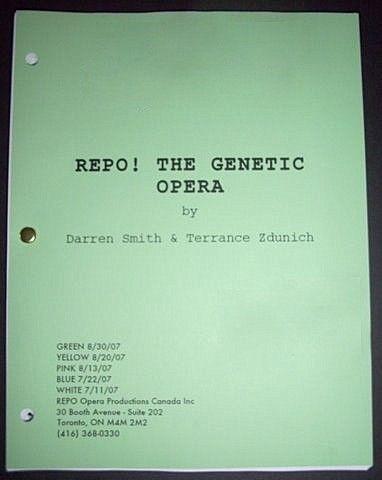 Official Repo The Genetic Opera Script Repo The Genetic Opera