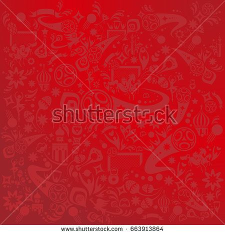 Abstract Background Wallpaper Football 2018 Fifa World Cup Russia Soccer Pattern Red Color Banner Sport Clip Ar Abstract Backgrounds Abstract Background