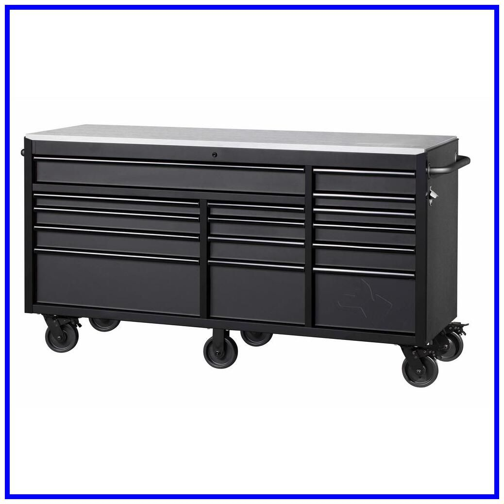 43 Reference Of Work Bench Husky In 2020 Mobile Workbench Workbench Tool Chest