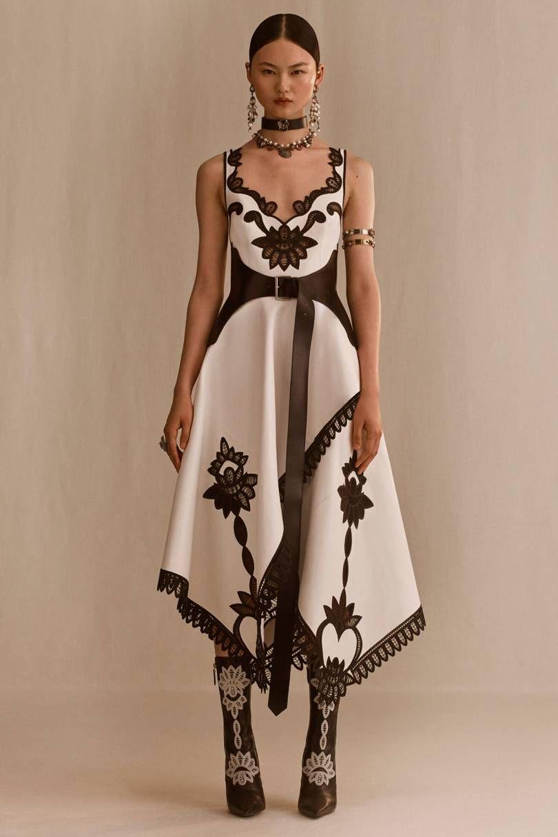 Alexander McQueen Spring/Summer 2019 Resort   Dresses ...