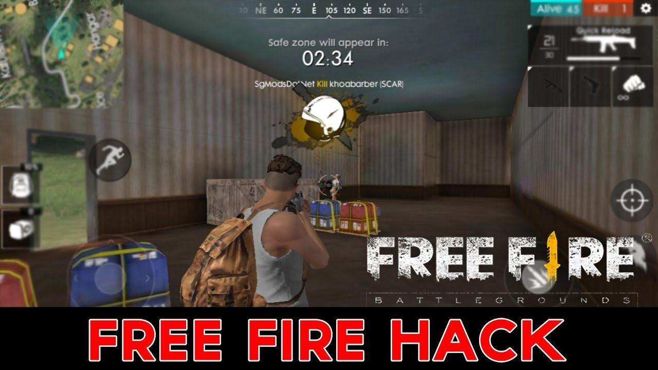 Free Fire Battlegrounds Android Apk Mod 1140 Free Fire
