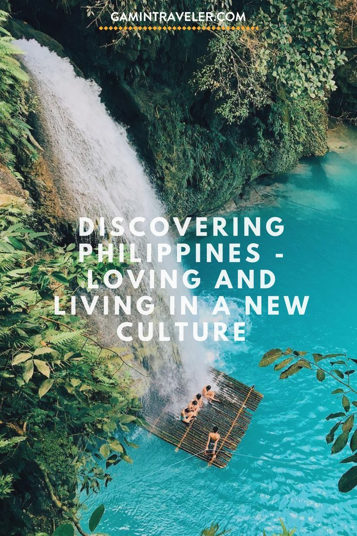 The reasons why I felt in love with the Philippines and how amazing in to visit the Philippines. Discovering Philippines – Falling in Love and Living in a New Culture via @gamintraveler