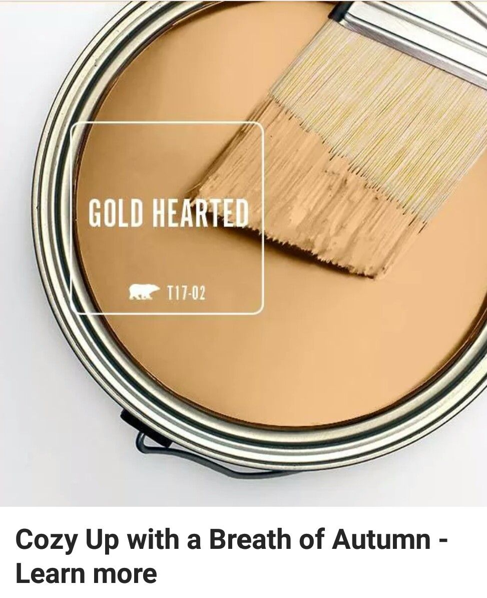 Color Of The Month: Gold Hearted