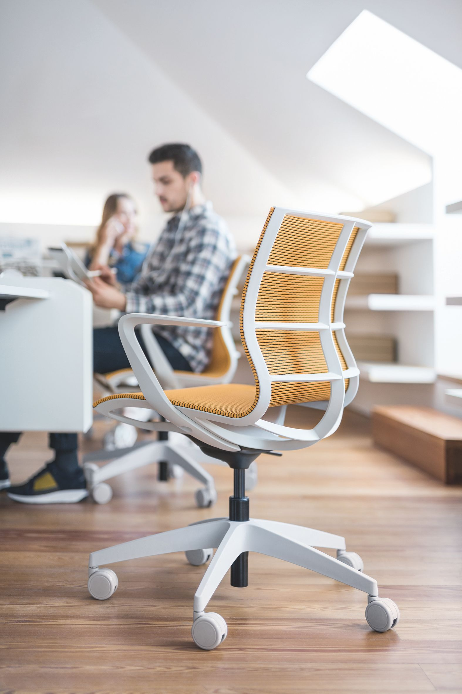 Basketball, Chairs, Color, Office Furniture, Design