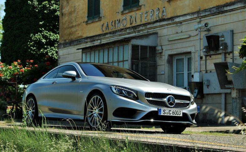 #Mercedes-Benz C 217