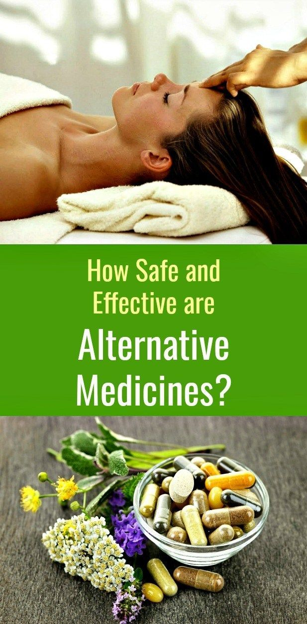 Alternative Medicine: How Safe and Effective Are Alternative Medicines How Safe and Effective Are Alternative Medicines? -Complementary and alternative medicine (CAM) treatments vary based on the conditions. Negative side effects can still occur if the supplements are taken in large quantities. Mixing CAM remedies can interfere with prescription drugs resulting in strengthened or weakened effects. #supplements