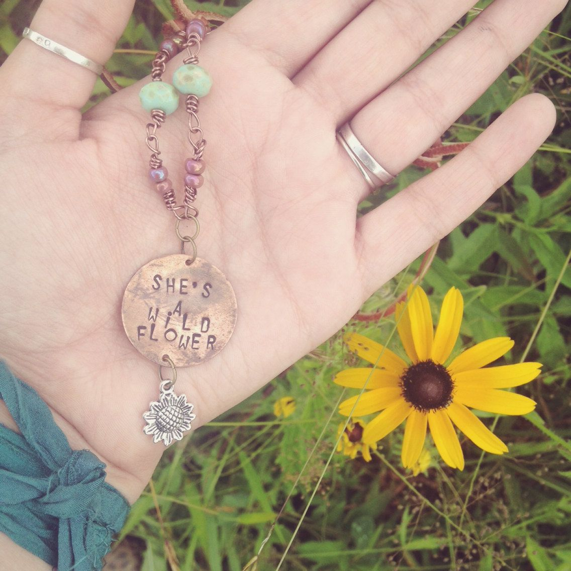Wildflower. by whisperedtruths on Etsy